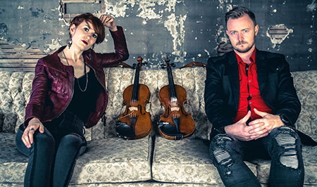 Allison Lupton Trio - with Shane Cook & Craig Werth - April 21, 2017